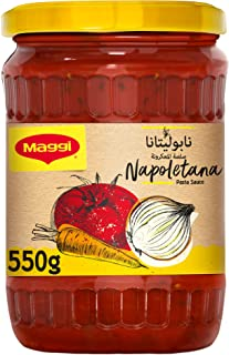 Maggi Napoletana Pasta Cooking Sauce, 550 gm