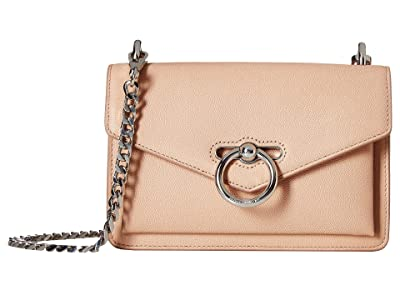 Rebecca Minkoff Jean Crossbody (Doe) Cross Body Handbags
