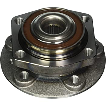 Wheel Bearing and Hub Assembly-FWD Front Timken 513175