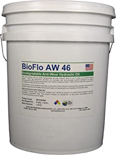 BioBlend BioFlo AW 46 Hydraulic Oil Fluid (5 Gal Pail / 19 Liter)