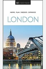 DK Eyewitness London (Travel Guide) Kindle Edition