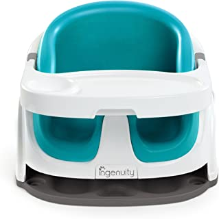 Ingenuity Baby Base 2-in-1 Seat – Peacock Blue
