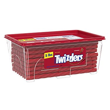 Twizzlers Bulk Strawberry Licorice Candy