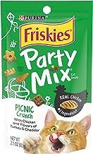 Purina Friskies Party Mix Picnic Cat Treats - 60 gm