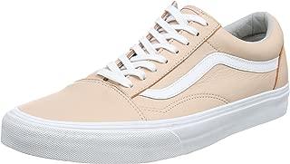 Vans Unisex Old Skool (Leather) Oxford/Evening Skate Shoe 7.5 Men US / 9 Women US
