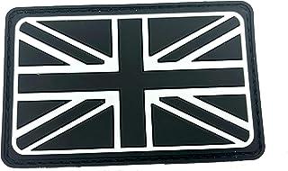 Groot-Brittannië Verenigd Koninkrijk Union Jack Flag Paintball Airsoft PVC Morale patch