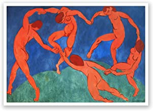 Dance - Henri Matisse - Fine Art Collections - 17x24 Matte Poster Print Wall Art