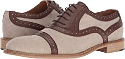 Right Bank Shoe Co™ - Indy Washed Canvas Oxford
