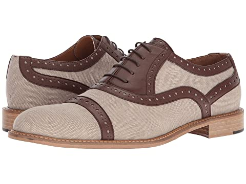Right Bank Shoe Co?Indy Washed Canvas Oxford MFanih