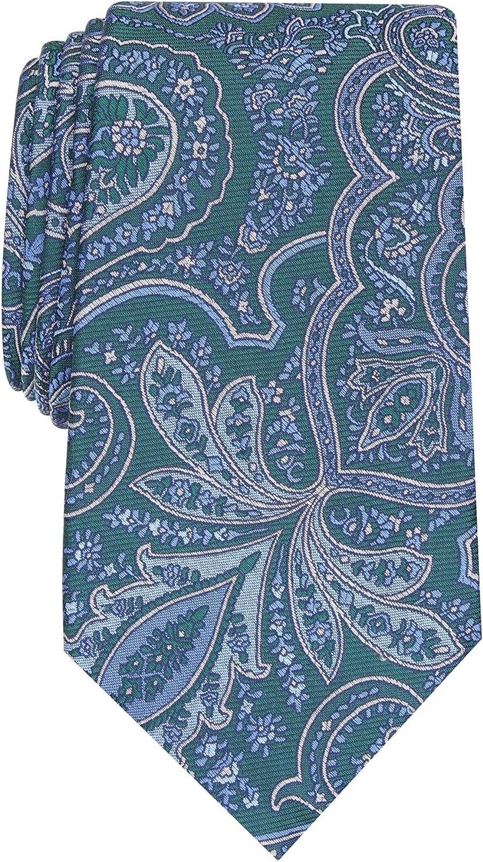 Tasso Elba Mens Genoa Silk Professional Neck Tie