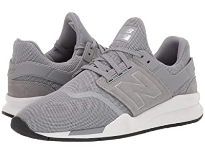 New Balance Classics MS247v2 (Steel/Munsell White) Men