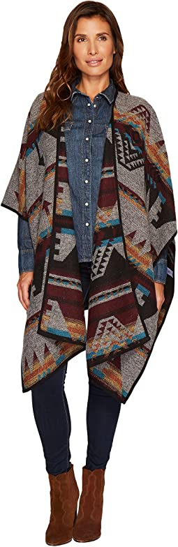 Stetson - 1478 Color Aztec Wrap Cardigan