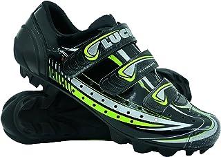 Zapatilla de Ciclismo Master, con Suela de Carbono y Triple Tira de Velcro para una sujeción