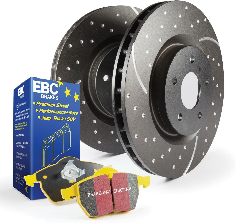 EBC S5KR1320 Stage-5 Superstreet favorite Kit Superlatite Brake
