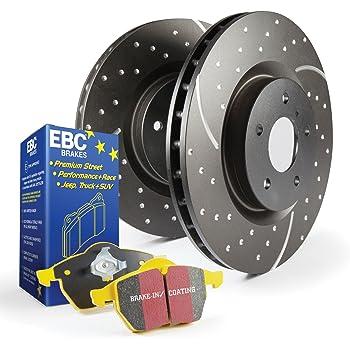 EBC S5KR1280 Stage-5 Superstreet Brake Kit