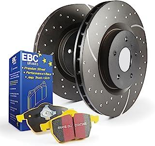 EBC S5KF1515 Stage 5 Superstreet Bremssatz
