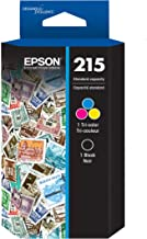 Epson T215120-BCS Multi-Pack Ink Cartridge