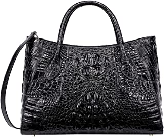 Women Handbags Crocodile Top Handle Bag Satchel Bags for Women