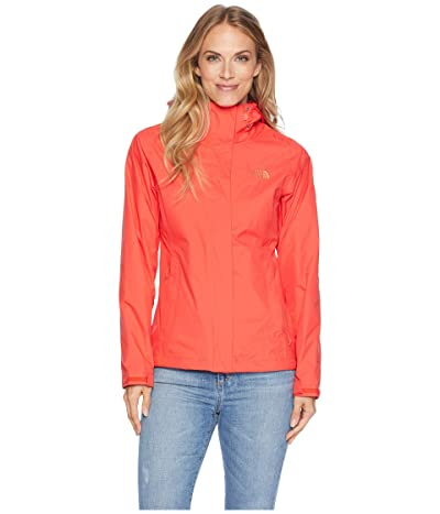 The North Face Venture 2 Jacket (Juicy Red) Women