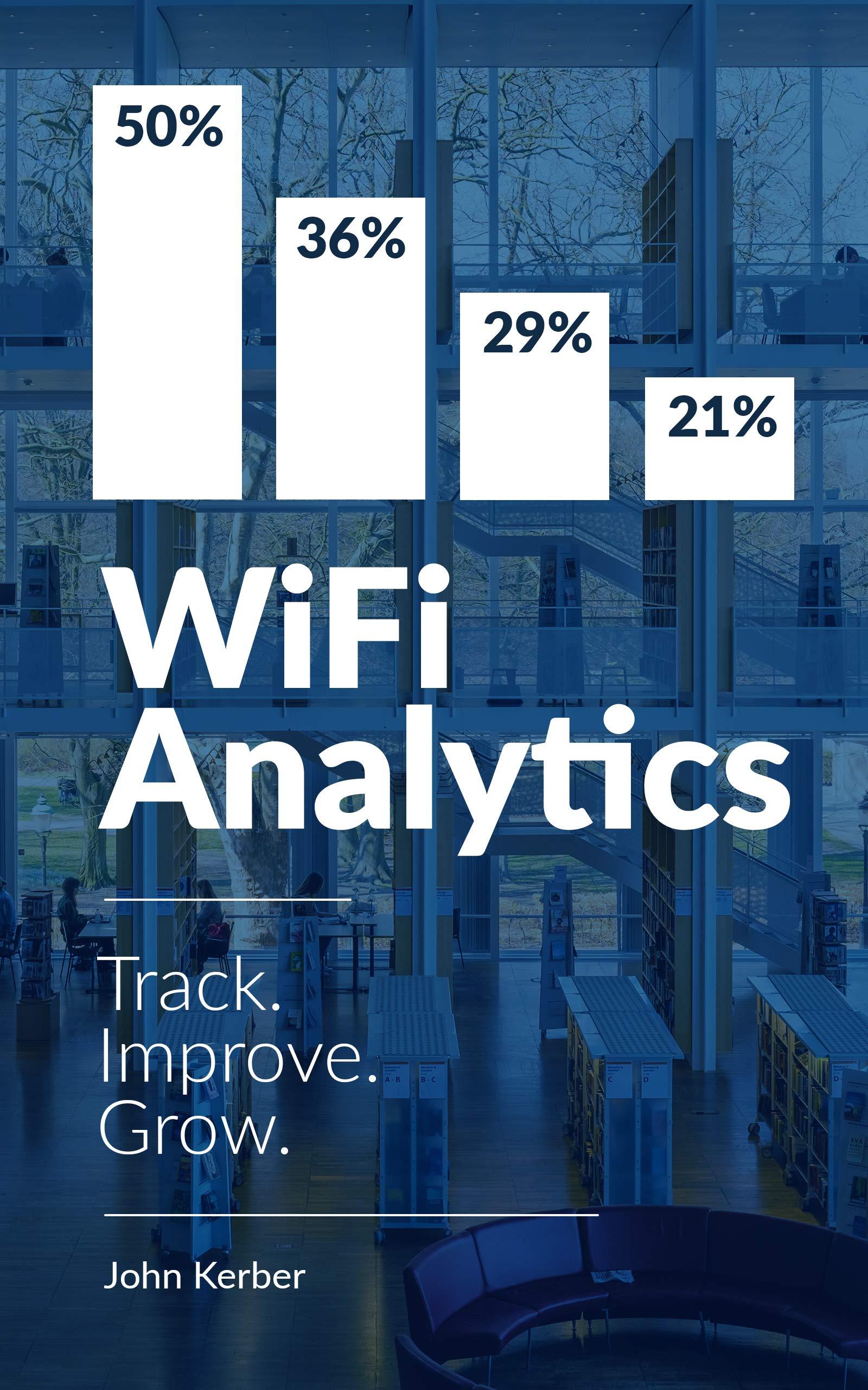 WiFi Analytics: Track. Improve. Grow.