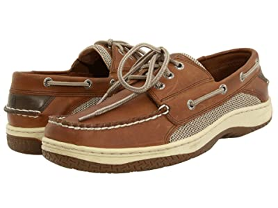 Sperry Billfish 3-Eye Boat Shoe (Dark Tan) Men