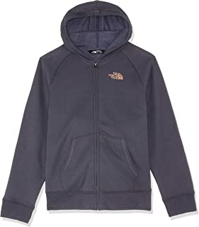 The North Face Girls Logo Full Zip Hoodie