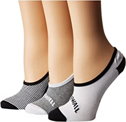 Arched Canoodle 3-Pack Socks