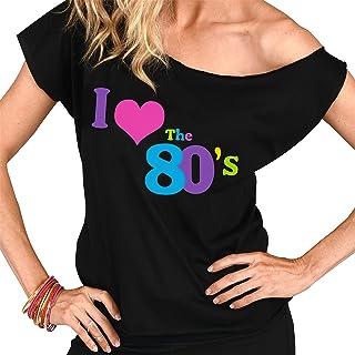 Kangaroo's Halloween Costumes - I Love The 80's Shirt