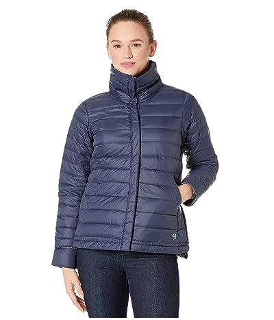 Mountain Hardwear PackDown Jacket (Dark Zinc) Women