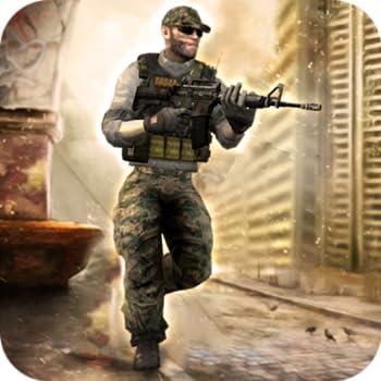 Gun War Battleground - US Modern Strike FPS