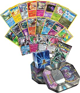 31 Assorted Pokemon Cards - 1 EX Ultra Rare, 5 Rares, 5 Holographics, 19 Common/Uncommons, 1 Assorted Booster Pack - Inclu...