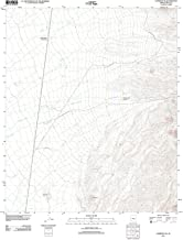Arizona Maps - 2011 Florence, AZ USGS Historical Topographic Map - Cartography Wall Art - 35in x 44in