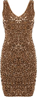 Best rose gold and purple dress Reviews