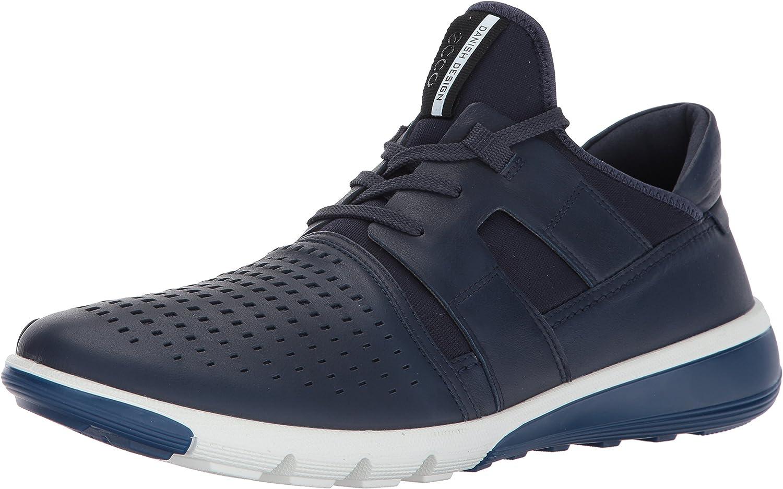 ECCO Män's Män's Män's Intrinsic 2 Perforöd mode skor  spara 60% rabatt och snabb frakt över hela världen