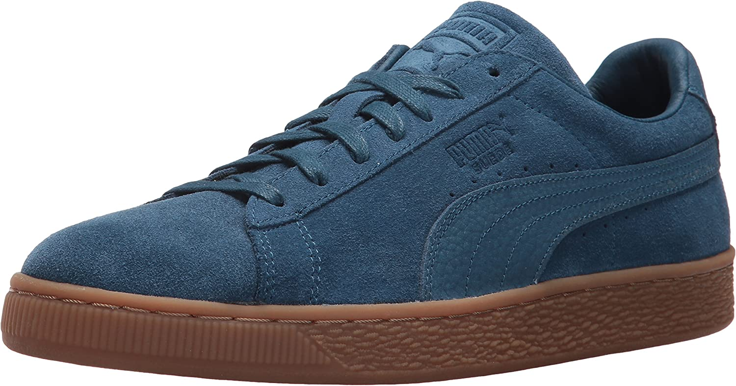 PUMA Men's Suede Classic Natural Warmth Fashion Sneakers