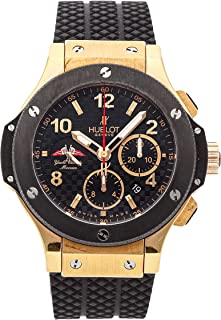 Hublot Big Bang Mechanical (Automatic) Black Dial Mens Watch 301.PM.131.RX.TGA06 (Certified Pre-Owned)