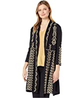 Tracy Knit Duster Coat