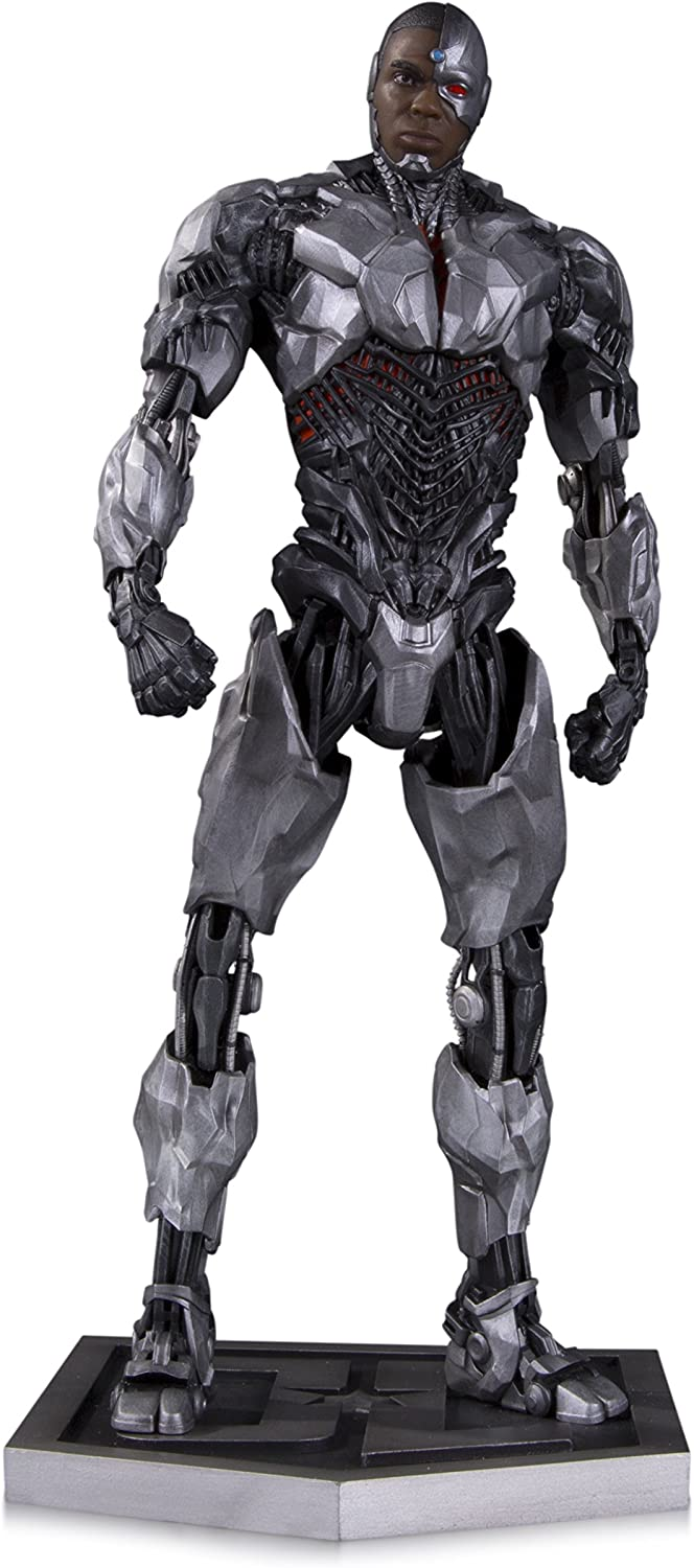 DC Comics Justice League MAY170369Movie Cyborg Statue