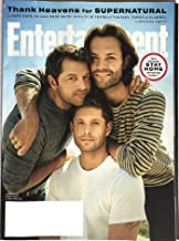 Entertainment Weekly May 2020 Thank Heaven for Supernatural Double Issue