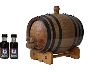 1-Liter American White Oak Barrel Whiskey Kit