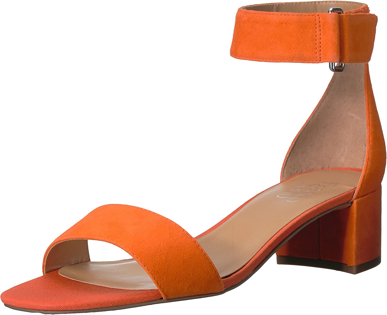 Franco Sarto Women's pinklina Heeled Sandal