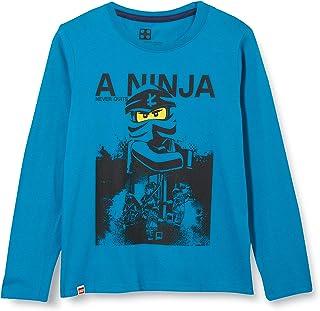 LEGO Boys' MWc-Langarmshirt Ninjago T-Shirt