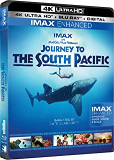 Journey to the South Pacific - 4K Ultra HD - IMAX Enhanced