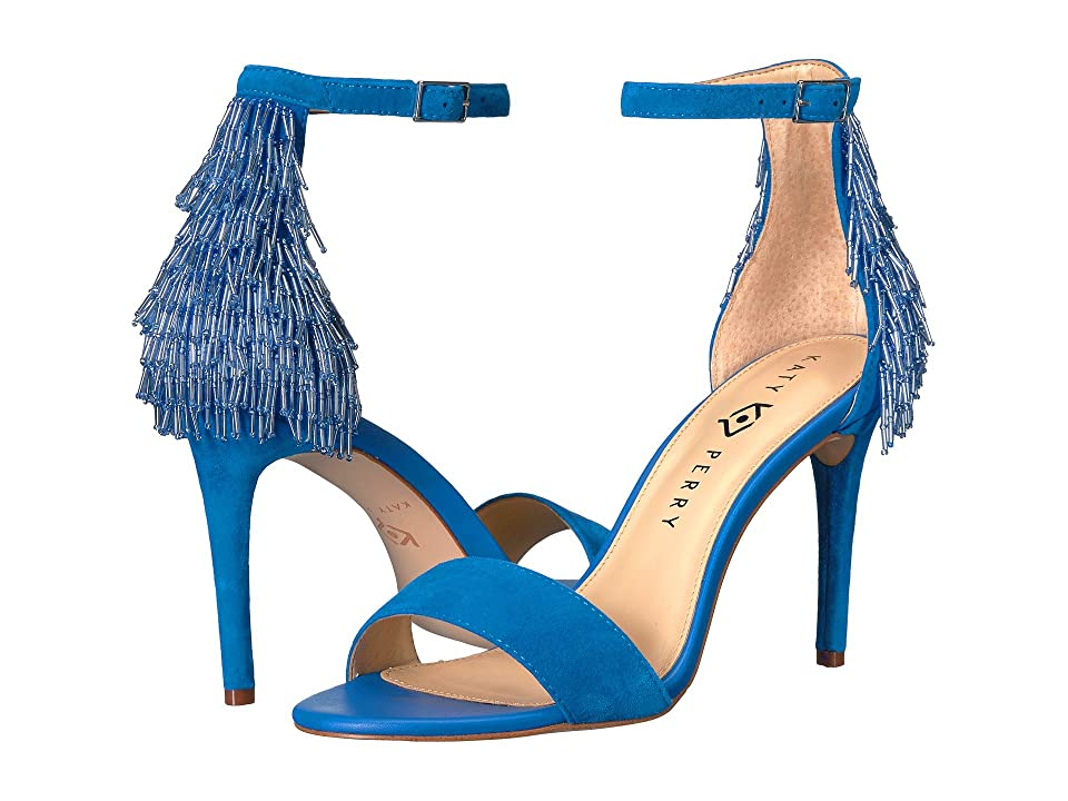 Katy Perry The Kate (Ocean Blue Suede) Women
