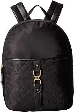 Thea Quilt Nylon Backpack