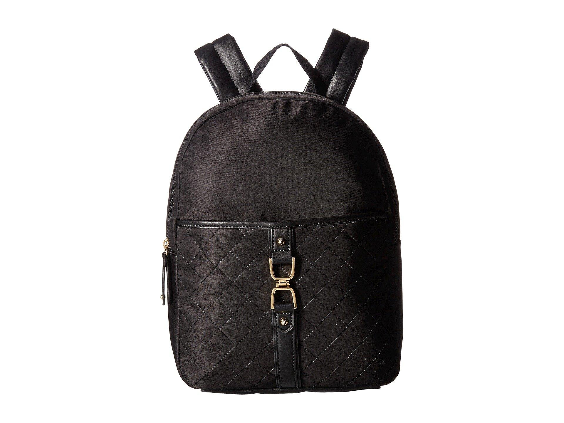 Mochila para Mujer Tommy Hilfiger Thea Quilt Nylon Backpack  + Tommy Hilfiger en VeoyCompro.net