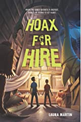 Hoax for Hire Kindle Edition