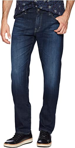 Graduate Tailored Leg Jeans in Patterson