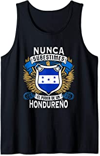 honduras shirt camisas catrachas shirts from honduras Tank Top