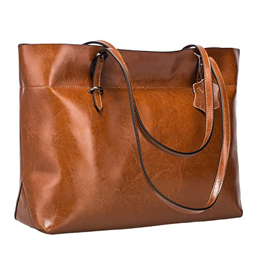 29acc7a7 Vintage Brown Leather Handbags: Amazon.co.uk